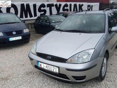 gebraucht Ford Focus 1.8dm 100KM 2003r. 299 000km