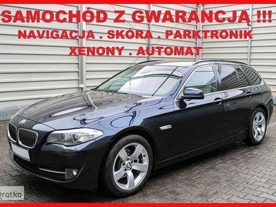 używany BMW 520 SERIA 5AUTOMAT + Navigacja + Skóra + Klimatronik !!!