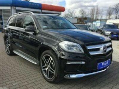 używany Mercedes 450 Klasa GL X1664MATIC Pakiet AMG