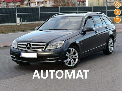 używany Mercedes C220 C 220Klimatronic*Ledy* Zarej. W204 (2007-2014)