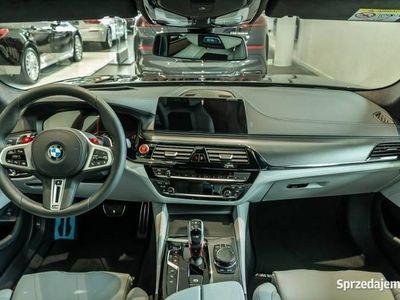 używany BMW M5 M5Competition 625KM|Reflektory laserowe Ceramiczny układ hamulcowy | F90