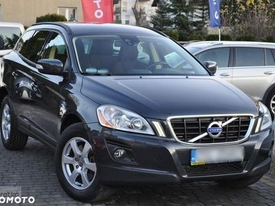 używany Volvo XC60 XC60 I2.4 D5 AWD 185 KM Salon Pl 100% Bezwypa