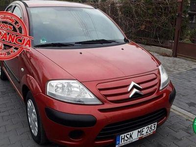 używany Citroën C3 1.1dm 60KM 2007r. 119 019km