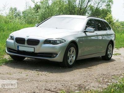 używany BMW 525 SERIA 5 525 d Nawigacja BiKsenon Zarejestrowany