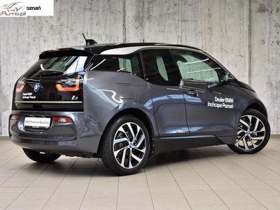 brugt BMW i3 Inny 0dm3 170KM 2018r. 5km94Ah |Aktywny tempomat |Harman Kardon|Salon Inchcape Poznań