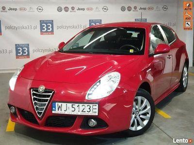 używany Alfa Romeo Giulietta Salon Polska 1-wł . serwis ASO 23% vat