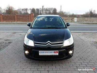 używany Citroën C4 SX VTR / KLIMATRONIC / Udokumentowane TYLKO 97tys.km / 1 Właściciel! I (2004-2010)