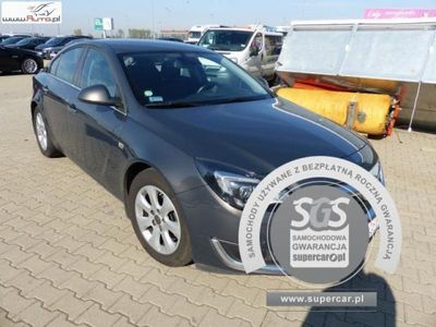 gebraucht Opel Insignia Insignia 2.0dm3 170KM 2015r. 142 801kmLIFTBACK 2.0 CDTI 2015r., FV 23%, Gwarancja!!