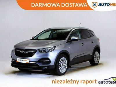 używany Opel Grandland X DARMOWA DOSTAWA, Grzane fotele, Klima auto, PDC, Hist. Serwisowa