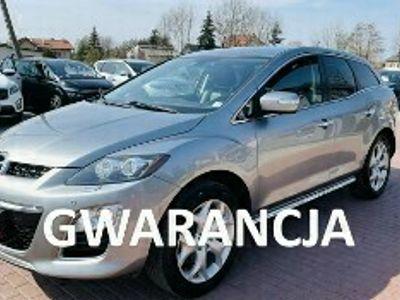 używany Mazda CX-7 Gwarancja,Full