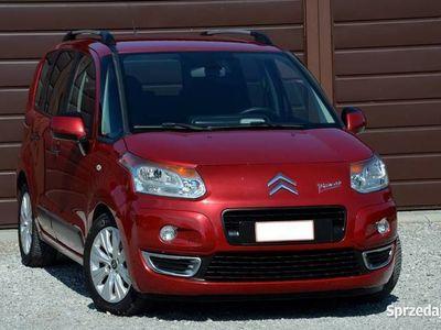 używany Citroën C3 Picasso 1.6e-HDI 92KM Exclusive Zamiana Oplacony
