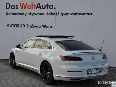 używany VW Arteon 2dm 190KM 2017r. 67 080km