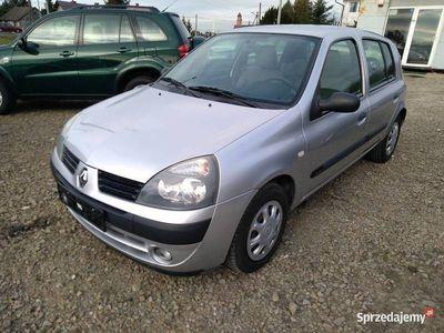 używany Renault Clio 1,2 Benzyna 2005r.