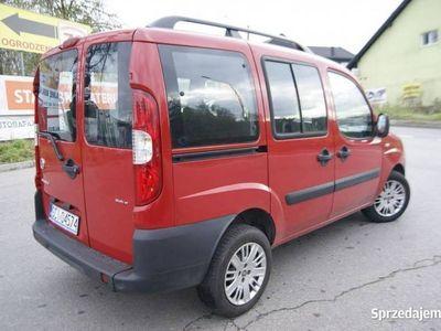 używany Fiat Doblò 1.3dm 85KM 2008r. 274 282km