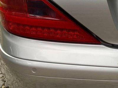 używany Mercedes SL500