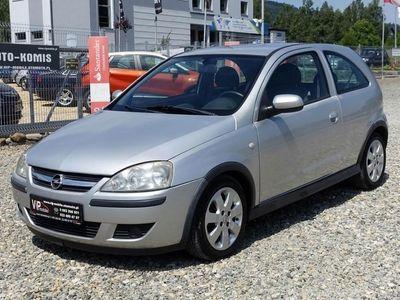 used Opel Corsa 1.2dm3 70KM 2004r. 146 000km 1.3CDTI 70KM LIFT Klimatyzacja Zero korozji 1właściciel Niski przebieg