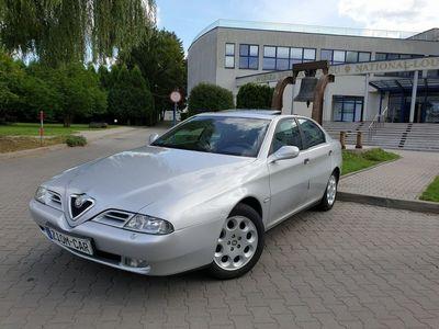 używany Alfa Romeo 166 2dm 150KM 2002r. 127 685km