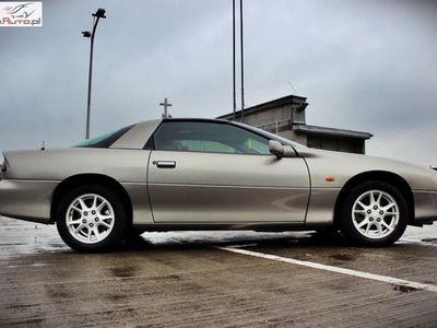 używany Chevrolet Camaro Camaro 3.83.8 Benz. 193KM Automat Skóra Szwajcar!! Jeden właściciel!! ręczna klima.