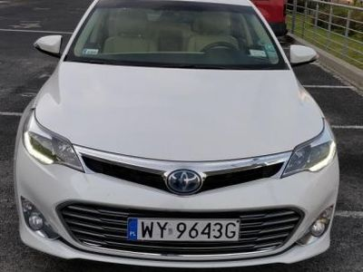 używany Toyota Avalon