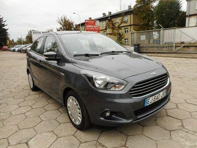 używany Ford Ka II 1,2 benzyna 86 KM Klimatyzacja Parektronic Zadbany!