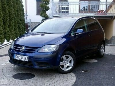używany VW Golf Plus 1.6dm 115KM 2009r. 193 000km
