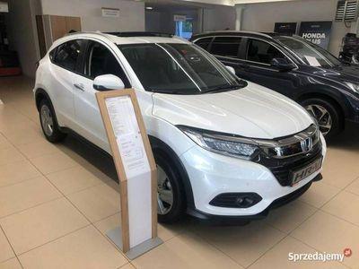 używany Honda HR-V 1.5dm3 130KM 2019r. km Executive 1.5 MT rok 2019 Produkcja Japońska po liftingu!