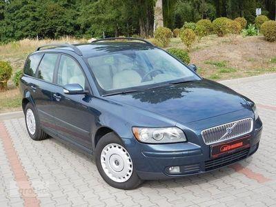 używany Volvo V50 I Benzyna - bezwypadkowy - serwisowany