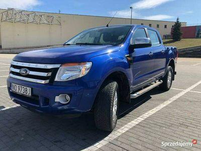 używany Ford Ranger XLT pickup 2.2 d XLT salon Polska serwis ASO