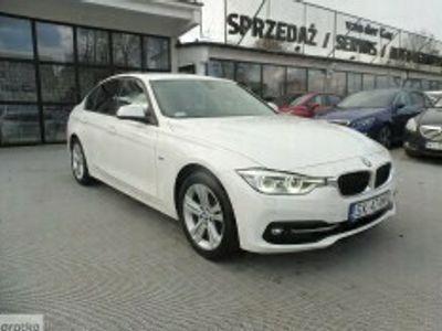 używany BMW 318 SERIA 3318d!! 150KM!! Sport Line!! Z polskiego salonu!! Faktura VAT!!