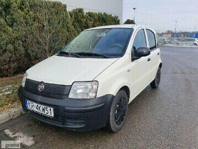 używany Fiat Panda II 1.2 69KM VAN Klimatyzacja Zarejestrowany