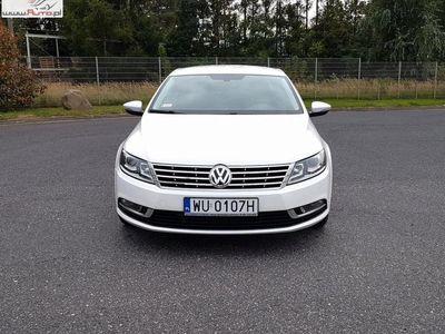 brugt VW CC 2dm3 211KM 2013r. 66 700km Rej. PL. Bixenony, Niski przebieg, Gwarancja GetHelp VAT 23%
