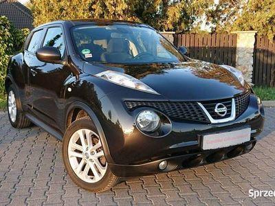 używany Nissan Juke 1.6dm 190KM 2011r. 132 000km