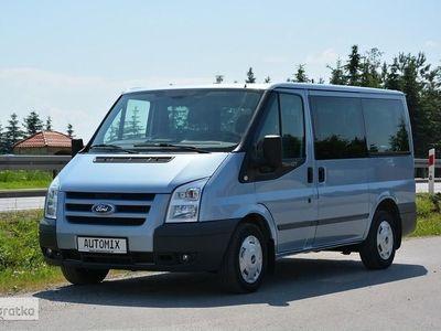 używany Ford Transit VI 2.2 TDCI klima 2 drzwi nawiew tył 9-osobow gwarancja przebiegu bezwy