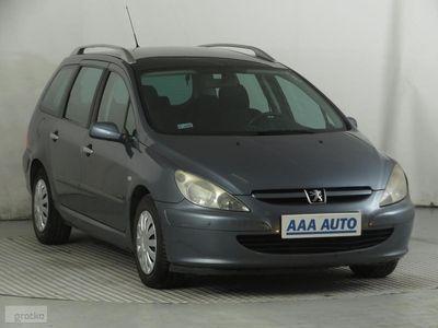 używany Peugeot 307 I 7 miejsc, HAK, Klimatronic, El. szyby,