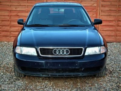 używany Audi A4 I (B5) 1.8 125KM Benzyna - Klimatyzacja automatyczna