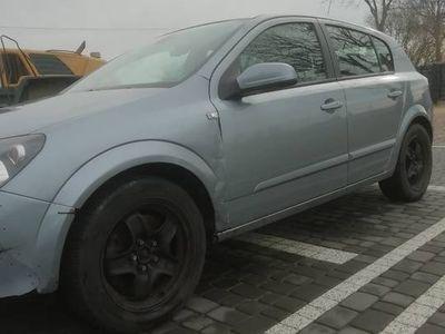 używany Opel Astra III 125KM 1,7CDTI 2008 lift okazja tanio
