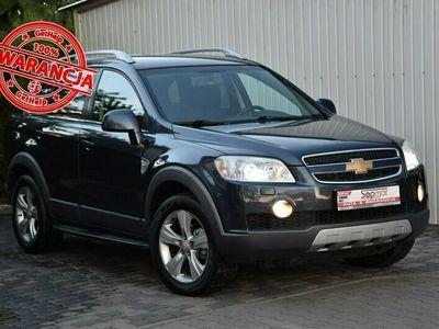 używany Chevrolet Captiva 2.0VCDi 150KM Manual 2006r. 4x4 Xenon NAVi Hak Alufelgi I (2006-2011)
