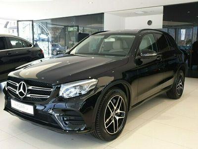używany Mercedes GLC220 2.1dm 170KM 2018r. 27 635km