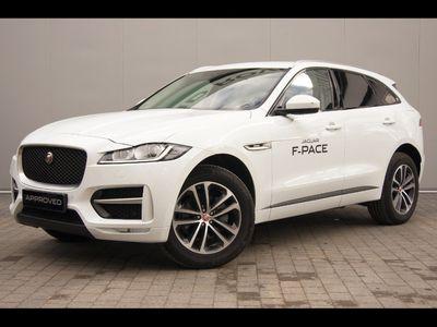 używany Jaguar F-Pace 2.0 I4 R-SPORT