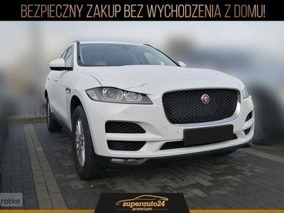 używany Jaguar F-Pace 2.0 I4P AWD (250KM) | Pracicality + Connect Pro + Nawigacja Pro