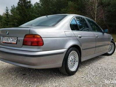 używany BMW 528 528 i 193KM # Automat # PDC # Skóra # Xenon # Climatronic # Super Stan E39 (1996-2003)