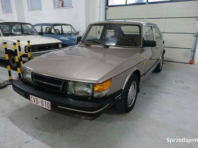 używany Saab 900 bez rdzy, super utrzymany, po opłatach, Zobacz