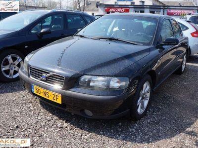 używany Volvo S60 2.4dm 140KM 2004r. 219 000km