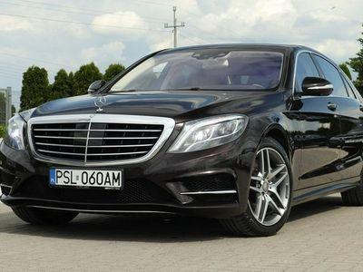 używany Mercedes S350 3dm 258KM 2014r. 252 000km