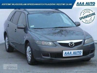 używany Mazda 6 I 1. Właściciel, El. szyby, wspomaganie Kierownicy, Piaseczno