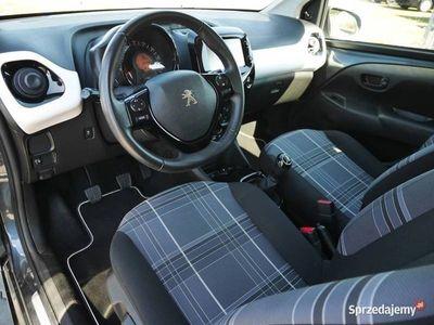 używany Peugeot 108 1.0 60 KM 5D Klima -Bardzo zadbany -FILM VIDEO -Zobacz