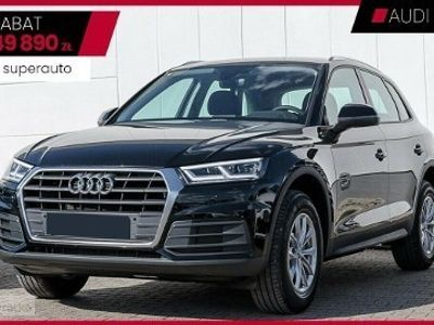 używany Audi Q5 III 2.0 35 TDI (163KM) | + Pakiet Comfort + Connectivity