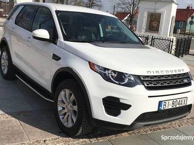 używany Land Rover Discovery Sport SUPER 2015