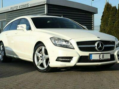 używany Mercedes CLS350 3dm 265KM 2013r. 396 000km