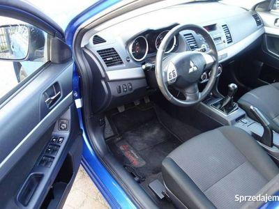 używany Mitsubishi Lancer 1.6dm 116KM 2011r. 266 000km